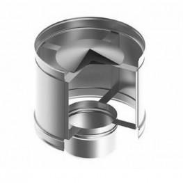 Дефлектор для дымохода, Д, 0,5мм d115