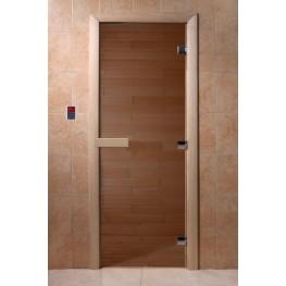Дверь DoorWood 680х1890 «Бронза»