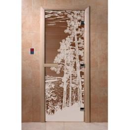 Дверь DoorWood 680х1890 «Рассвет»