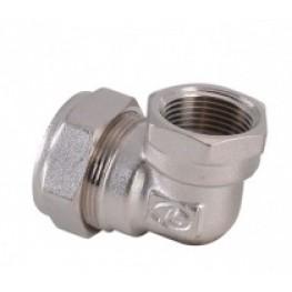 Угольник внутренняя резьба Е/S 20х3/4(F)